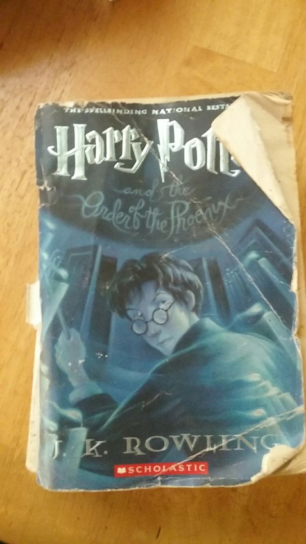 Harry Potter: Order of the Phoenix (Yr 5)