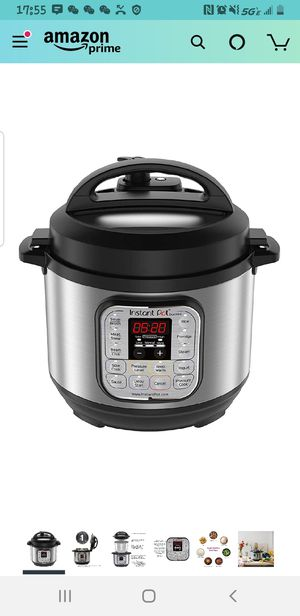 Instant Pot Duo Mini 7-in-1 Electric Pressure Cooker, Sterilizer, Slow Cooker, Rice Cooker, Steamer, Saute, Yogurt Maker, and Warmer, 3 Quart for Sale in Rancho Cucamonga, CA