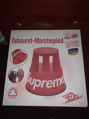 Supreme Step Stool for Sale in Whittier, CA