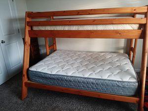 BUNK BED( top/twin & bottom/full) for Sale in Dumfries, VA