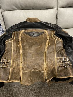 HD Ladies Leather jacket for Sale in Henderson,  TX