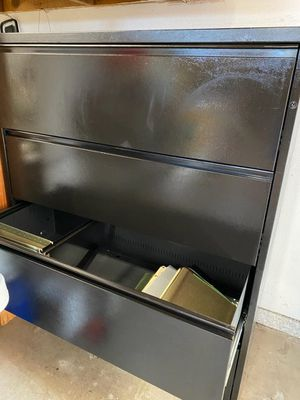 Sturdy File Cabinet Set for Sale in San Diego, CA