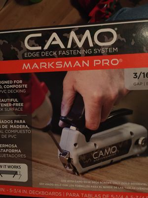 BRANDNEW-NEVER USED-Camo marksman pro $50 for Sale in San Lorenzo, CA
