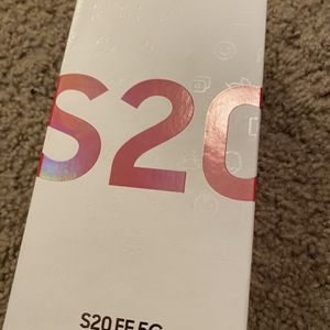 Brand new Red Samsung Galaxy S20 FE 5G Unlocked for Sale in Pittsburgh, PA
