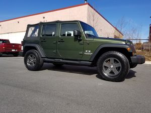 09 Jeep Wrangler 4x4 Clean Title for Sale in Glenarden, MD