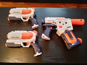 Nerf Super Soaker Set of 3 guns for Sale in Columbus, OH