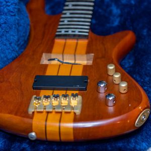 Schecter Stiletto Studio 5 String Bass Guitar Needs Repairs for Sale in Silver Spring, MD