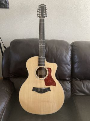 Taylor 254ce DLX for Sale in San Diego, CA