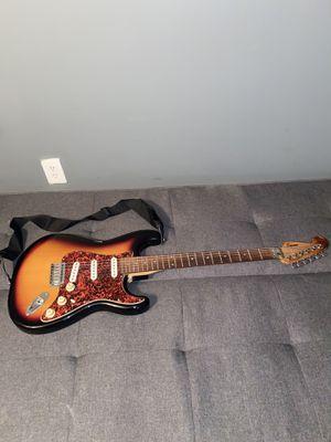 Squier by fender guitar for Sale in Martinez, GA