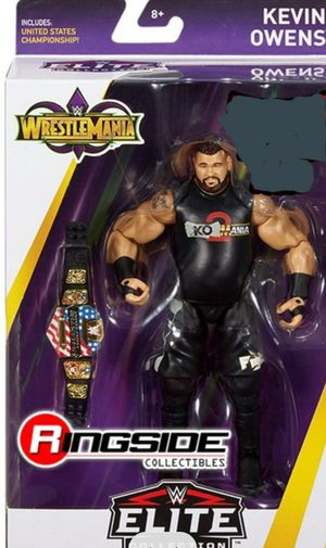 New WWE Wrestlemania Elite Collection Kevin Owens Figure. for Sale in Apopka, FL