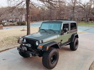 2005 Jeep Wrangler 4x4 for Sale in Huntington Beach, CA