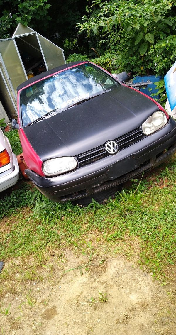 Vw mk3 1998 parting out
