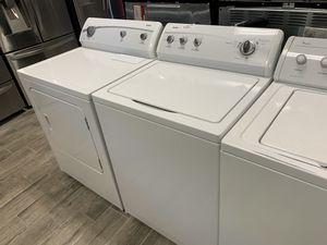 Kenmore elite washer dryer set electric for Sale in Phoenix, AZ