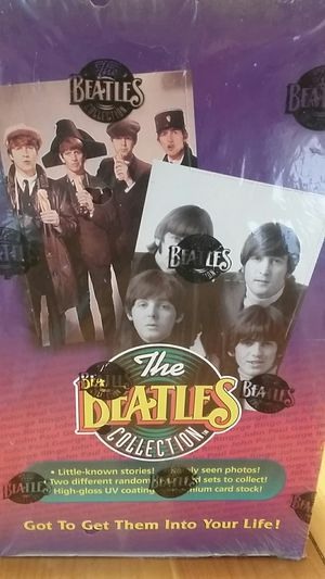 Beatles. Cards for Sale in Pawtucket, RI