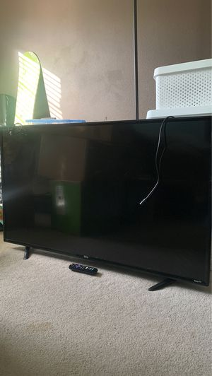 Roku TCL TV for Sale in Tulalip, WA