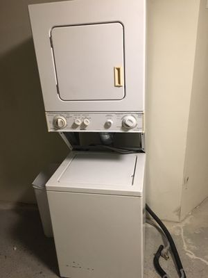 Washer dryer stack for Sale in Joint Base Pearl Harbor-Hickam, HI