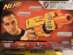 Nerf gun for Sale in Clarkston, MI