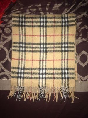 Burberry scarf for Sale in Tampa, FL