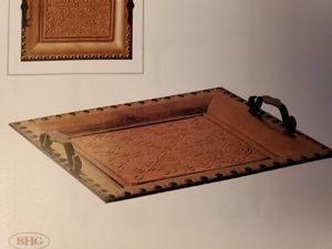 """Decorative Tray from Home Interiors 16"""" x 16"""" for Sale in Fresno, CA"""