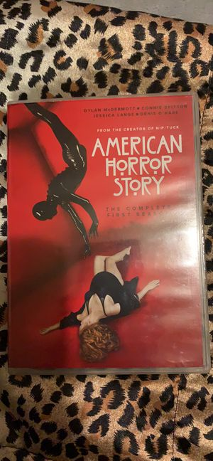 American Horror Story complete first season for Sale in Avis, PA