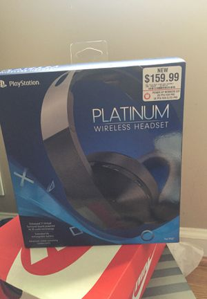 Platinum wireless headset for Sale in Baltimore, MD