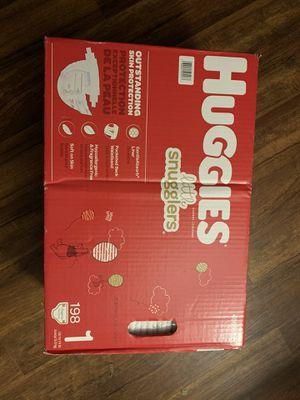 Huggies Diapers for Sale in Bethel Park, PA