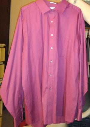 Van Heusen Classic Fit Button Dress Shirt for Sale in Cedar Rapids, IA