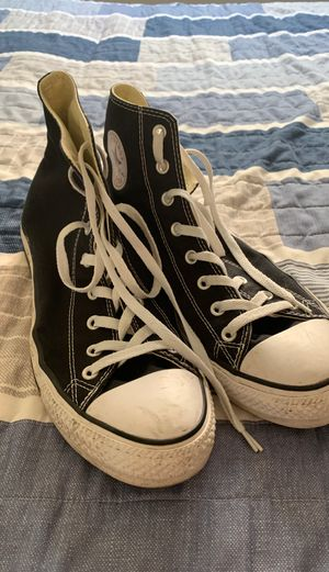 Size 11 Hightop Converse for Sale in St. Louis, MO