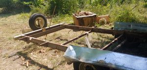25ft Trailer duel axle for Sale in Carthage, TX