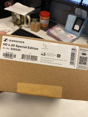 Sennheiser HD 4.50 Special Edition Headphones for Sale in Oceanside, CA