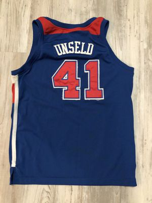 Hardwood Classic Wes Unseld Kids Jersey Size Small for Sale in Rockville, MD
