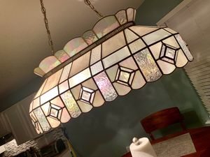Chandelier and couch for Sale in San Antonio, TX