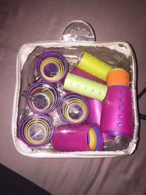 Hair rollers + hair pin pack for Sale in Waterbury, CT