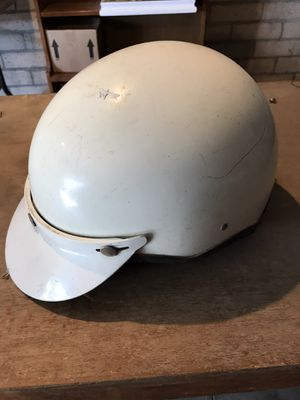 Motorcycle helmet vintage racing for Sale in Fresno, CA