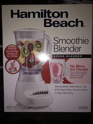 Hamilton beach smoothie blender for Sale in Lodi, CA