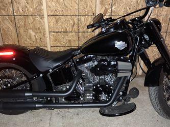 Harley Davidson Softtail Slim S (FLSS) '17 for Sale in Pacifica,  CA