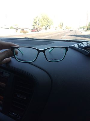 BRAND NEW TIFFANY BLUE GUESS EYEGLASSES for Sale in Phoenix, AZ