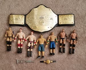 WWE Action Figures and Accessories for Sale in Ceres, CA