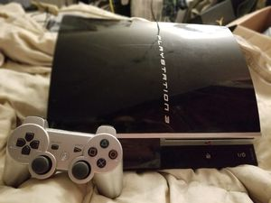 PS3 With Backwards Compatibility for Sale in Bakersfield, CA