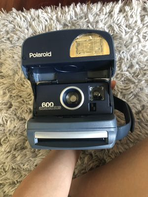 Polaroid camera 600 autofocus for Sale in Carrollton, TX