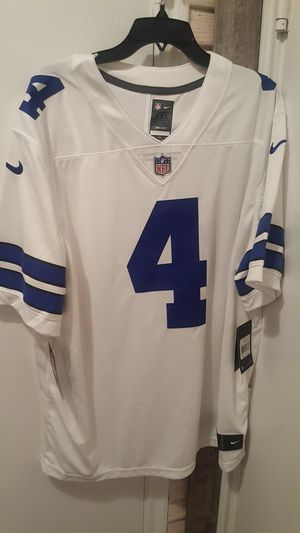 Dallas Cowboys NIKE PRESCOTT JERSEYS size 2XL ONLY for Sale in Grand Prairie, TX