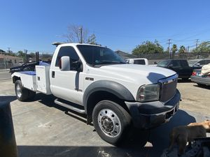 2003 ford f450 super duty tow truck for Sale in Riverside, CA