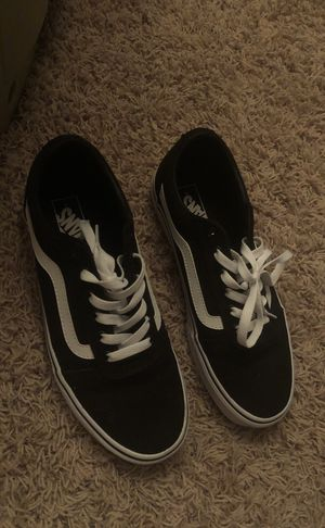 vans sk8 black and white for Sale in Deatsville, AL
