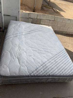 Brand new queen size pillow top mattress for Sale in Phoenix, AZ