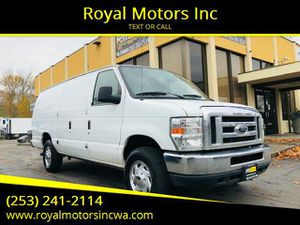 2008 Ford E-Series Cargo for Sale in Kent, WA