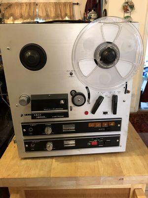 Akai Reel to Reel Tape Recorder for Sale in Ocala, FL