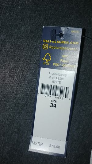 Polo Ralph Lauren men's shorts size 34 brand new for Sale in Seattle, WA