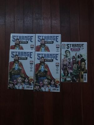 Marvel Comics Strange Academy for Sale in San Pablo, CA