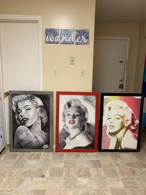 Marilyn Monroe art . Artist : James Danger for Sale in Knoxville, TN