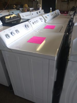 Heavy-duty set washer machine & dryer for Sale in Mableton, GA